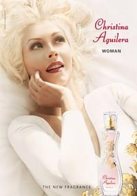 Постер Christina Aguilera Woman
