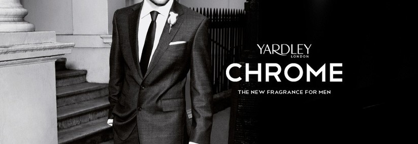 Постер Yardley Chrome
