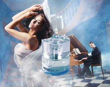 Постер CIEL Parfum Ange Du Ciel