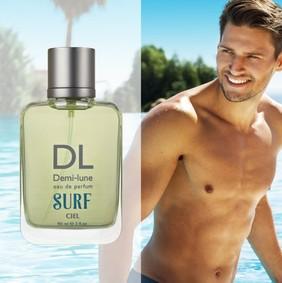 Постер CIEL Parfum Demi-Lune Surf