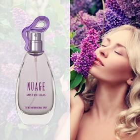 Постер CIEL Parfum Nuage Mist De Lilas