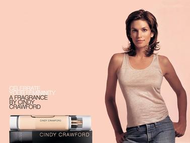 Постер Cindy Crawford
