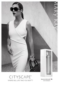 Постер Mary Kay Cityscape for Her
