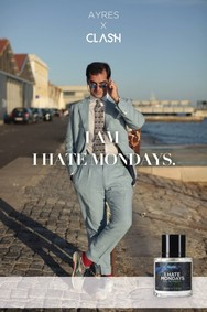 Постер Clash I Hate Mondays