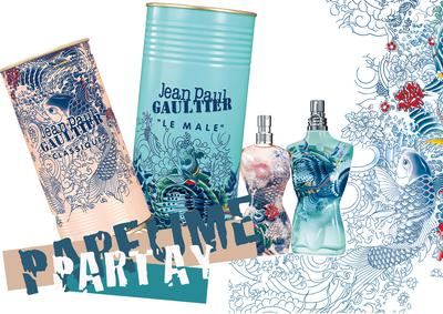 Постер Jean Paul Gaultier Classique 2013