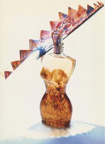 Постер Jean Paul Gaultier Classique Eau d'Ete 1998