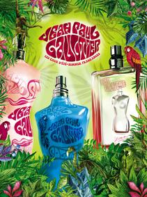 Постер Jean Paul Gaultier Classique Eau d'Ete 2009