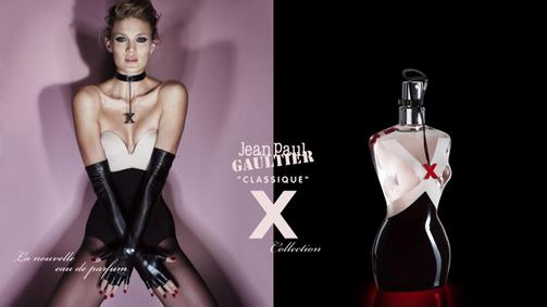 Постер Jean Paul Gaultier Classique X Eau de Parfum