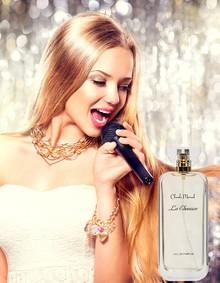 Постер Claude Marsal Parfums La Chanson