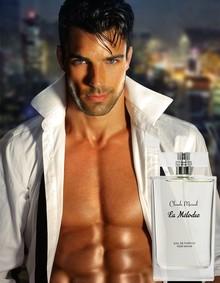 Постер Claude Marsal Parfums La Melodie