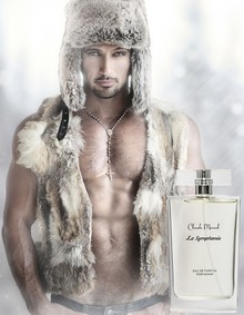 Постер Claude Marsal Parfums La Symphonie