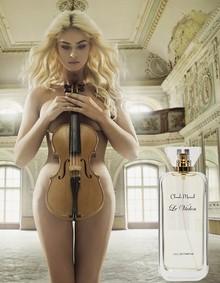 Постер Claude Marsal Parfums Le Violon