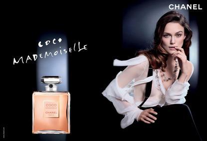 Постер Chanel Coco Mademoiselle