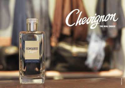 Постер Chevignon Conquest