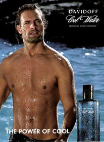 Постер Davidoff Cool Water