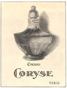 Постер Coryse Salome Chouky