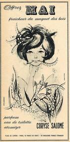 Постер Coryse Salome Mai
