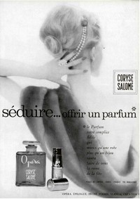 Постер Coryse Salome Opéra
