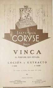 Постер Coryse Salome Vinca