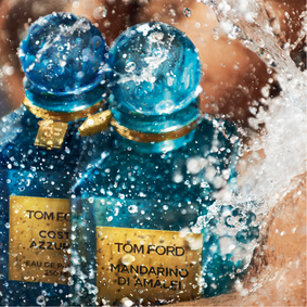 Постер Tom Ford Costa Azzurra