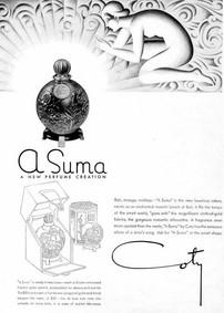 Постер Coty A'suma
