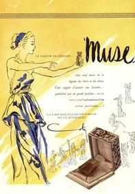 Постер Coty Muse