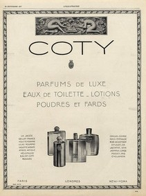 Постер Coty Styx