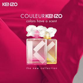 Постер Couleur Kenzo Jaune-yellow