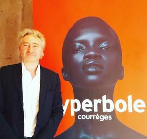 Постер Courreges Hyperbole