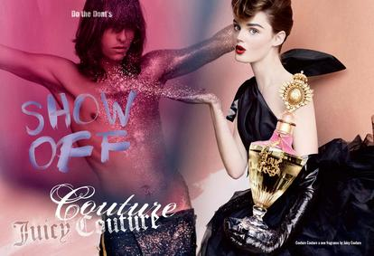 Постер Juicy Couture Couture Couture