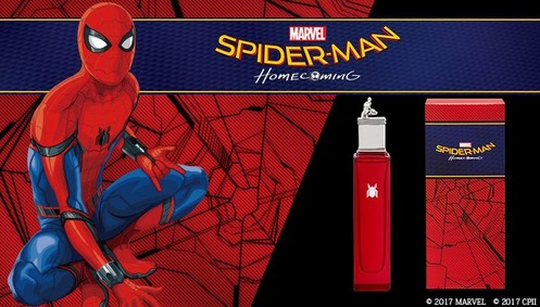 Постер CreerBeaute Marvel Spiderman Homecoming