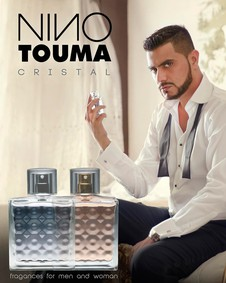 Постер Nino Touma Cristal for Men