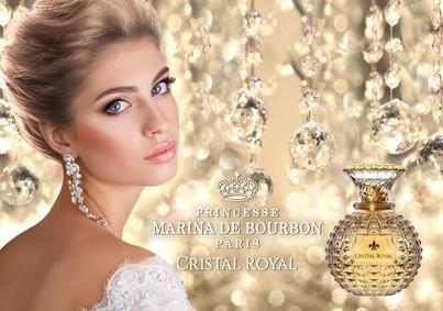 Постер Princesse Marina De Bourbon Cristal Royal