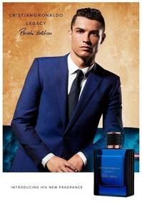 Постер Cristiano Ronaldo Legacy Private Edition
