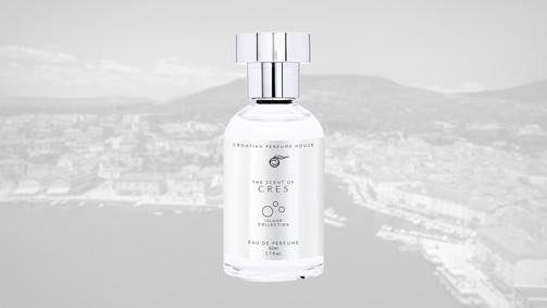 Постер Croatian Perfume House The Scent Of Cres