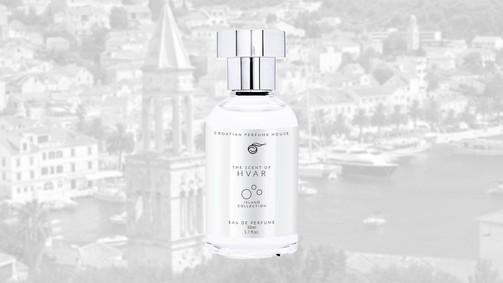 Постер Croatian Perfume House The Scent Of Hvar