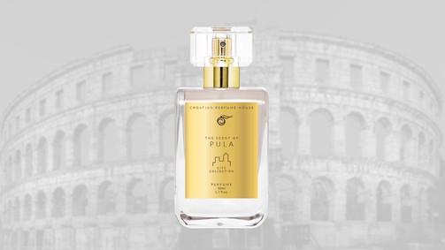 Постер Croatian Perfume House The Scent Of Pula