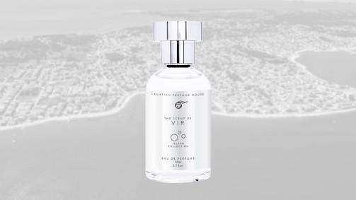 Постер Croatian Perfume House The Scent Of Vir