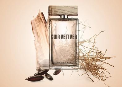 Постер Yves Rocher Cuir Vetiver