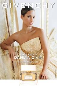 Постер Givenchy Dahlia Divin