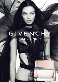Постер Givenchy Dahlia Noir Eau de Toilette