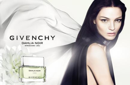 Постер Givenchy Dahlia Noir L'Eau