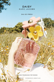 Постер Marc Jacobs Daisy Eau So Fresh