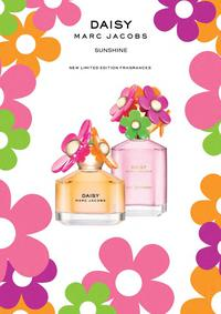 Постер Marc Jacobs Daisy Eau So Fresh Sunshine