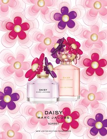 Постер Marc Jacobs Daisy Sorbet Edition
