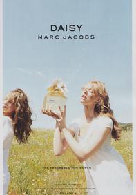 Постер Marc Jacobs Daisy