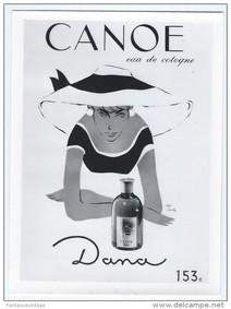 Постер Dana Canoe 1935