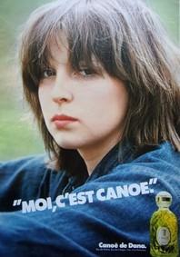 Постер Dana Canoe Eau De Toilette