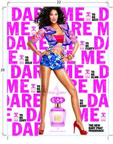 Постер Baby Phat Dare Me