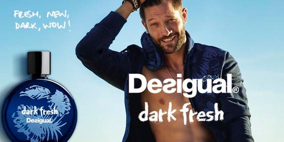 Постер Desigual Dark Fresh